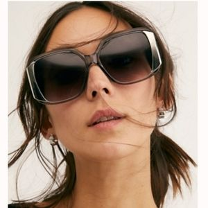 Be Bold Square Sunglasses
